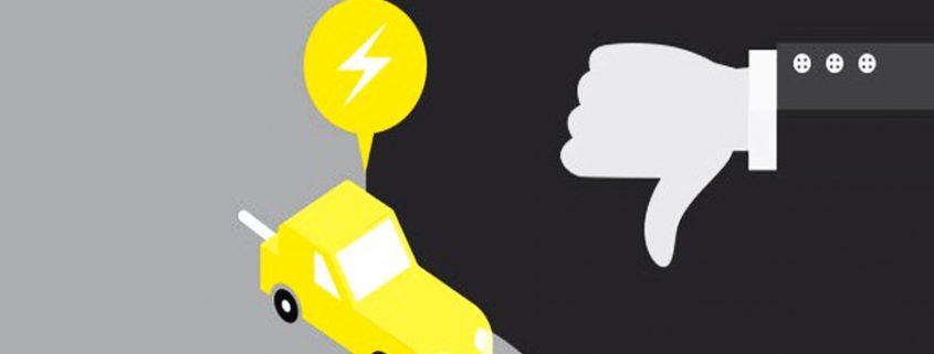 desventajas coches eléctricos