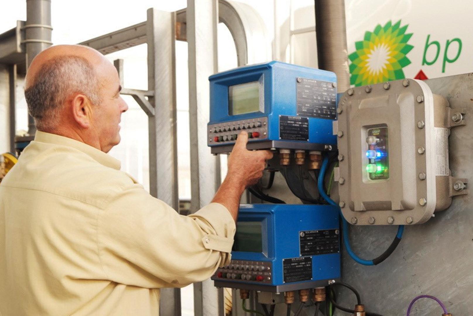 instalaciones de carburantes