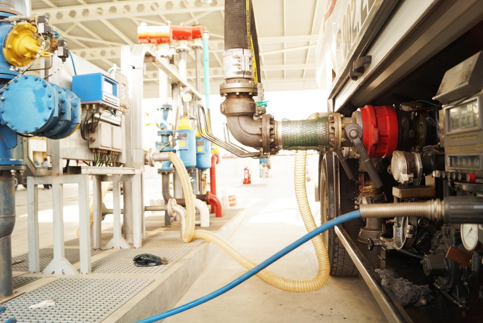 instalaciones de gasoil